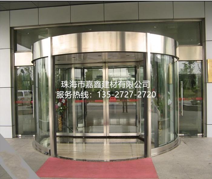珠海环柱旋转门系列
