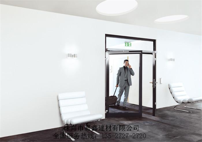 多玛™ ED 250平开门机组感应门
