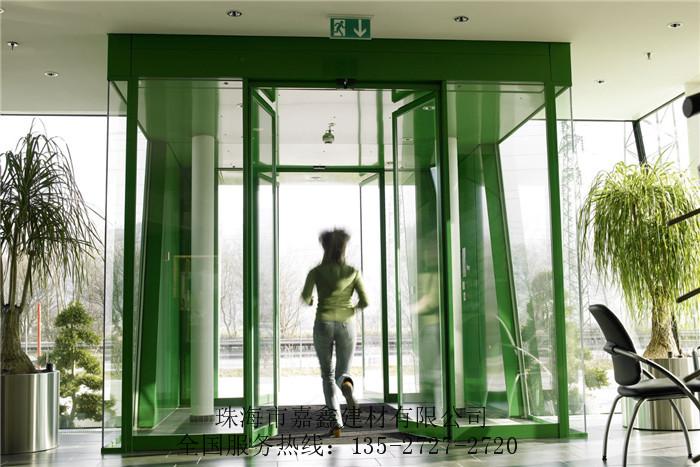 瑞士瑞可达 TOS 20 –感应玻璃自动门